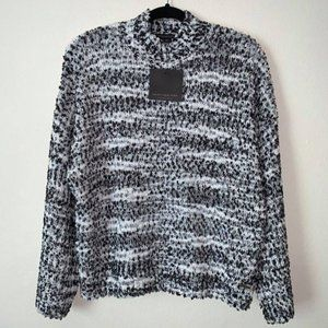 Andrew Marc Turtleneck Pullover Sweater